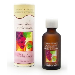 Ambientador Boles D`olor. Brumas Entre Uvas y Naranjos, 10% Desto.