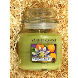 Yankee Candle BOTE MEDIANO MARACUYÀ , WILD-PASSION-FRUIT