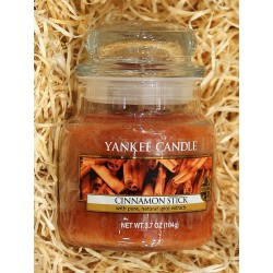 Yankee Candle BOTE PEQUEÑO CANELA , CINNAMON-STICK