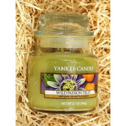 Yankee Candle BOTE PEQUEÑO MARACUYÀ , WILD-PASSION-FRUIT