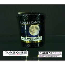 Yankee Candle VELA VOTIVA NOCHES DE VERANO, MIDSUMMER`S-NIGHT
