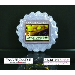 Yankee Candle TARTS ,LIMON-LAVANDA,LEMON-LAVENDER