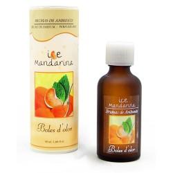 Ambientador Boles D`olor. Brumas Ice Mandarina, 10% Desto.
