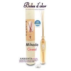 Ambientador Hogar - Mikado Girasol, Boles d`olor.