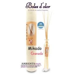 Ambientador Hogar - Mikado Granada, Boles d`olor.