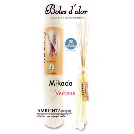 Ambientador Hogar - Mikado Verbena, Boles d`olor.