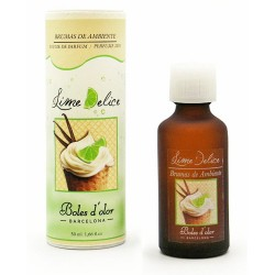 Ambientador Boles D`olor. Brumas Lime Delice, 10% Desto.