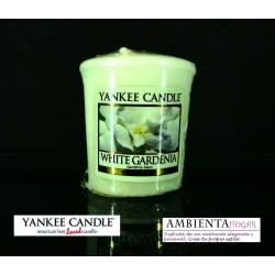 OFERTA Yankee Candle VELA VOTIVA GARDENIA BLANCA,WHITE-GARDENIA