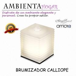 BRUMIZADOR DE-LUXE, AMORA SCENT, CALLIOPE, ASHLEIG & BURWOOD